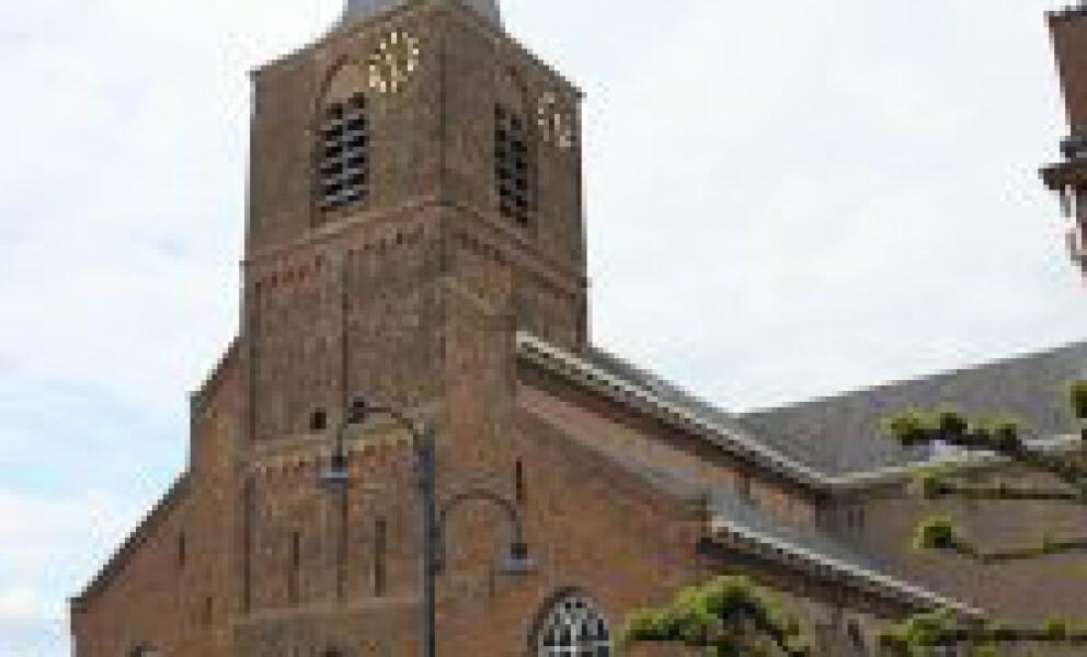 Zitplaatsen in de kerk van Bennekom