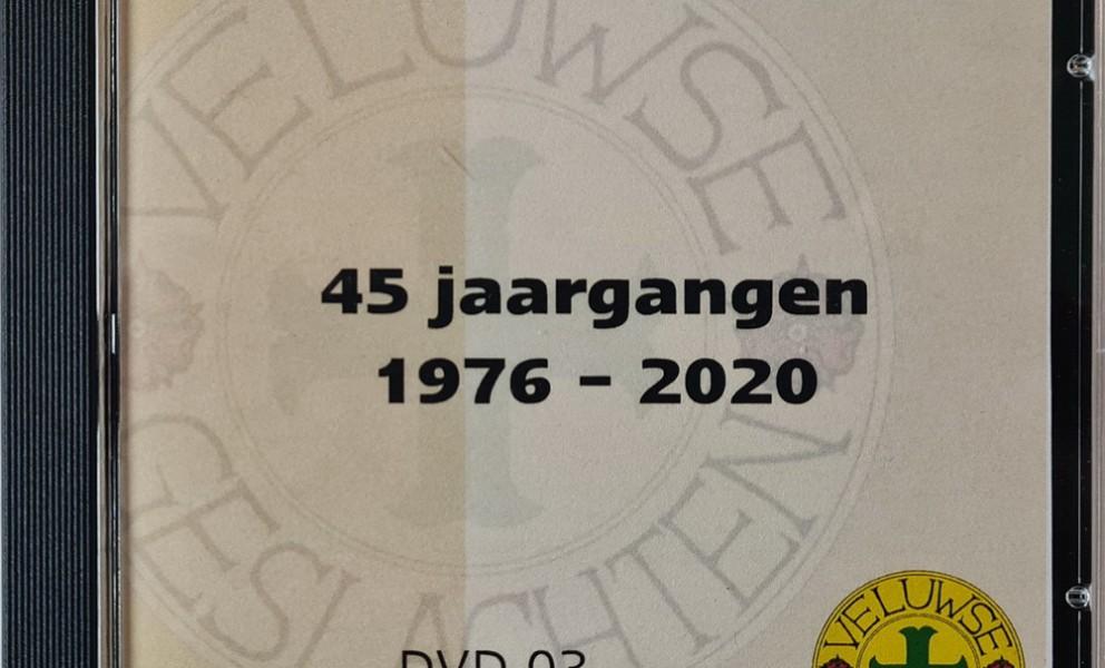 DVD 03: 45 jaargangen VG 1976-2020