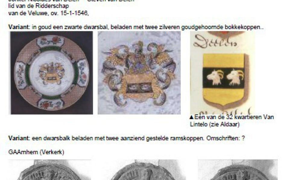 Wapenboek VVG nu online