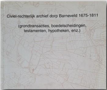 Oud-rechterlijk archief Barneveld 1675 – 1811